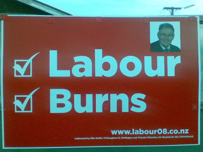 Labour Burns